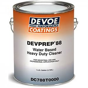 Devoe Devprep 88 - Water Based Heavy Duty Cleaner - Degreaser - 1g
