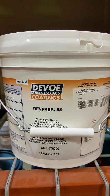 Devprep 88, Surface Cleaner / Degreaser 1-gal