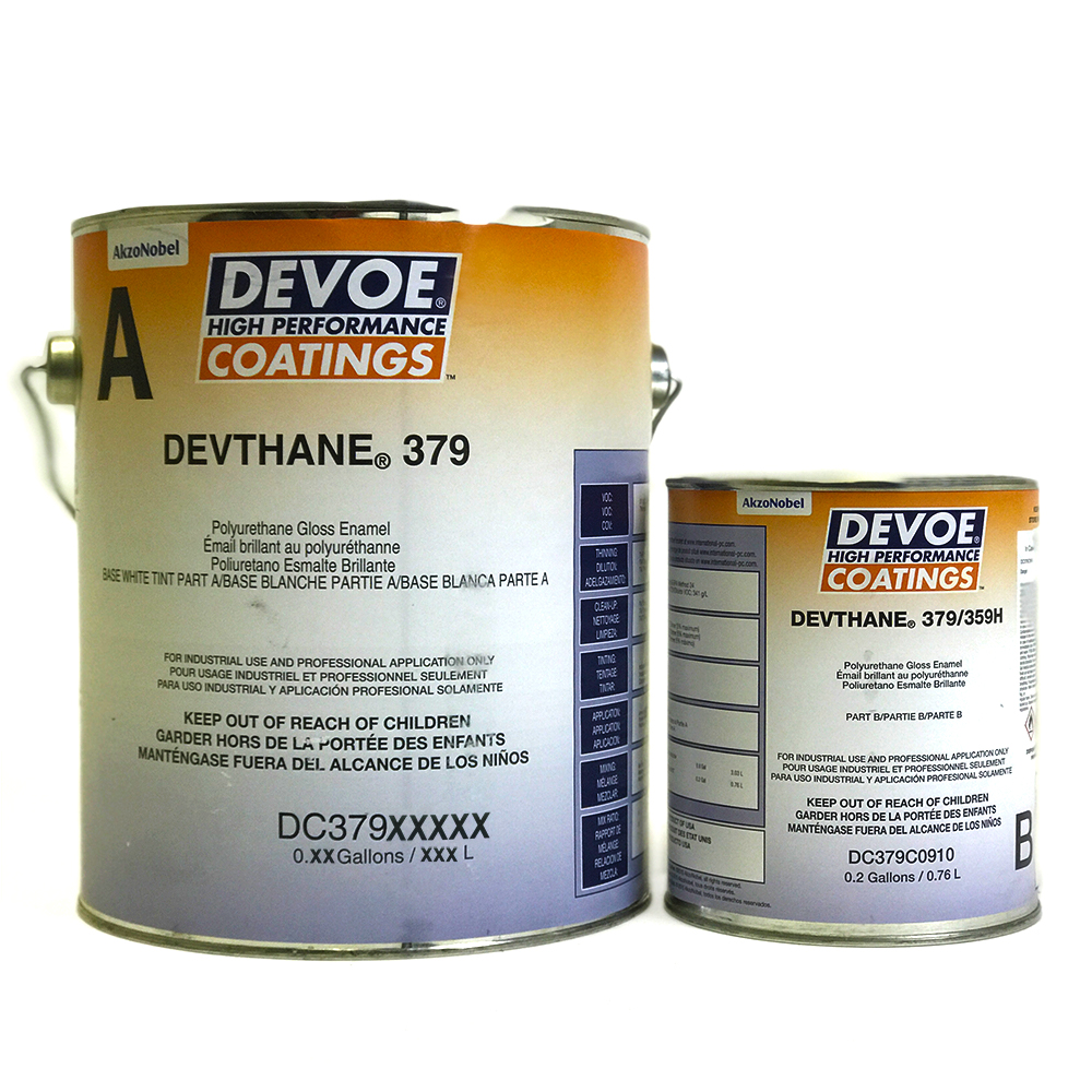 Devoe Devthane 379 Aliphatic Urethane - RED