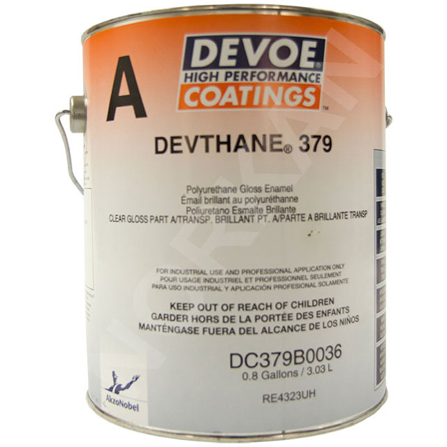 Devoe Devthane 379 - Aliphatic Urethane - Tintable Clear 1g